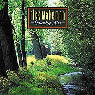 <i>Country Airs</i> 1986 studio album by Rick Wakeman