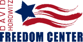 Logo of the David Horowitz Freedom Center.