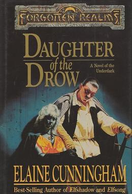 Daughter Of The Drow Wikipedia