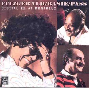<i>Digital III at Montreux</i> 1979 live album by Ella Fitzgerald