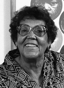 African-American sculptor and printmaker