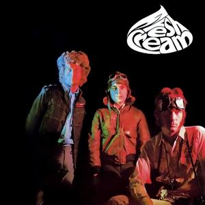 <i>Fresh Cream</i> 1966 studio album by Cream