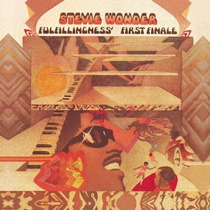 <i>Fulfillingness First Finale</i> 1974 studio album by Stevie Wonder