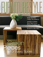 Cover of Furniture Style magazine