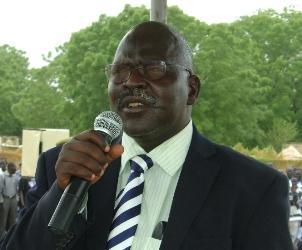 George Athor Rebel leader of SPLA
