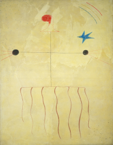 <i>Head of a Catalan Peasant</i> Series of paintings by Joan Miró