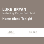 Luke Bryan featuring Karen Fairchild — Home Alone Tonight (studio acapella)