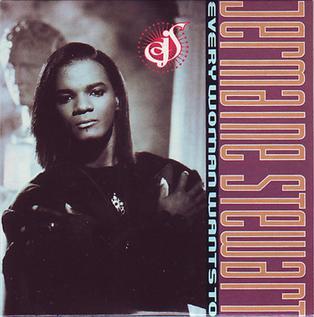 Every Woman Wants To 1990 single by Jermaine Stewart