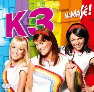 <i>MaMaSé!</i> 2009 studio album by K3
