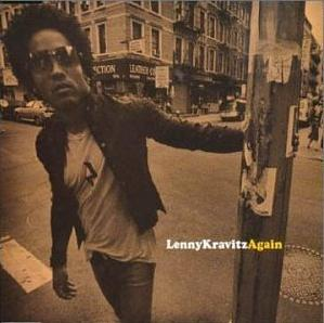Again (Lenny Kravitz song) song by American rock musician Lenny Kravitz