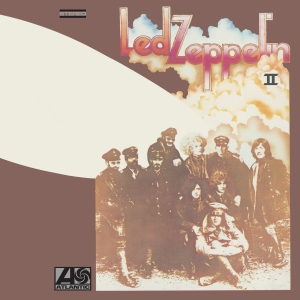 Image result for led zeppelin ii cover