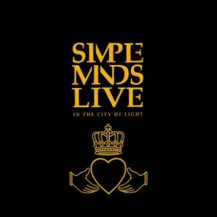 <i>Live in the City of Light</i> 1987 live album by Simple Minds