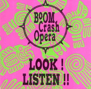 <i>Look! Listen!!</i> 1990 compilation album by Boom Crash Opera
