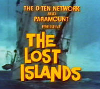 <i>The Lost Islands</i> television series