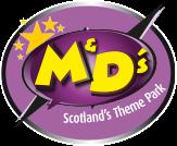 M&Ds A theme park in Scotland