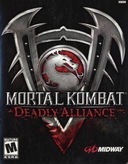 Mortal Kombat: Deadly Alliance - Wikipedia