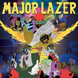 <i>Free the Universe</i> 2013 studio album by Major Lazer