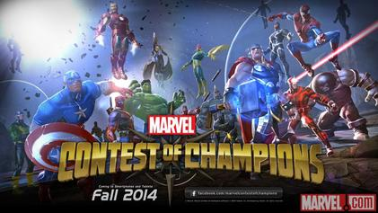 Marvel: Contest of Champions - Wikipedia