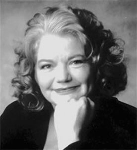 Molly Ivins American journalist