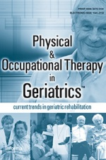 Physical & Occupational Therapy in Geriatrics