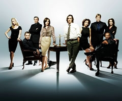 <i>Raising the Bar</i> (2008 TV series) American legal television drama