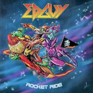 Edguy -Rocket Ride