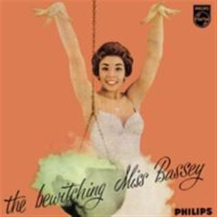 <i>The Bewitching Miss Bassey</i> 1959 studio album by Shirley Bassey