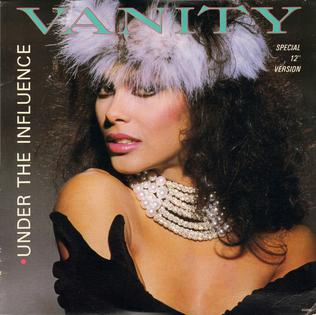 Under The Influence Vanity Song Wikipedia