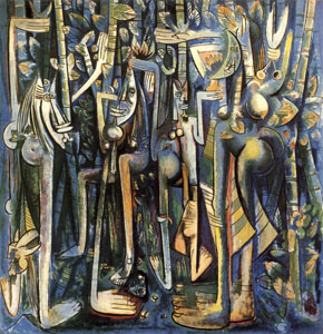 Image result for wifredo lam the jungle