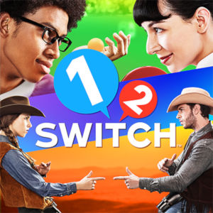 <i>1-2-Switch</i> 2017 party video game