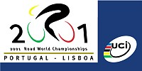 2001 UCI Road World Championships logo