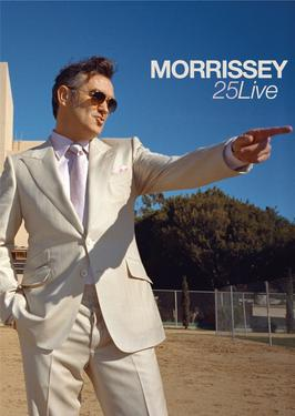 Morrissey: 25 Live - Wikipedia - photo#35