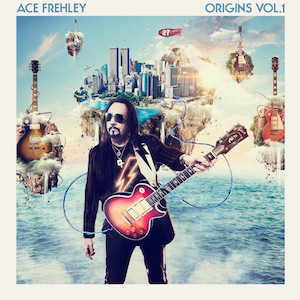 <i>Origins, Vol. 1</i> 2016 studio album of cover songs by Ace Frehley