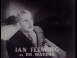 Ian Fleming (actor) Australian character actor