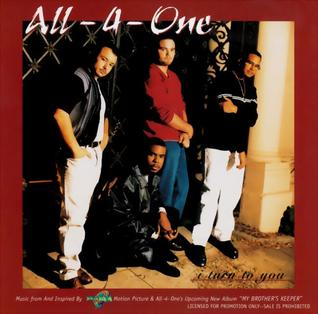 I Turn to You (All-4-One song) 1997 single by All-4-One