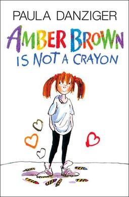 Amber Brown book cover