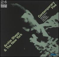 <i>Archie Shepp & the New York Contemporary Five</i> 1964 live album by New York Contemporary Five