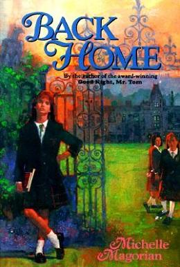 <i>Back Home</i> (novel) 1984 childrens novel by Michelle Magorian