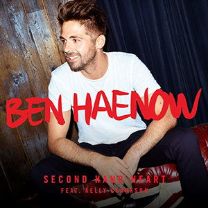 Ben Haenow featuring Kelly Clarkson — Second Hand Heart (studio acapella)