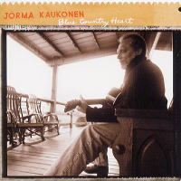 <i>Blue Country Heart</i> 2002 studio album by Jorma Kaukonen