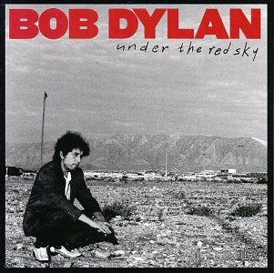 <i>Under the Red Sky</i> 1990 studio album by Bob Dylan