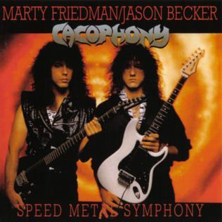 <i>Speed Metal Symphony</i> 1987 studio album by Cacophony