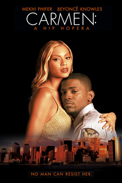 Image result for carmenbeyonce  movie poster