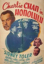<i>Charlie Chan in Honolulu</i> 1938 film by H. Bruce Humberstone