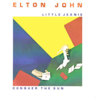 Elton John — Little Jeannie (studio acapella)