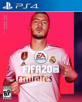Gra FIFA 20 Standard Edition - okładka