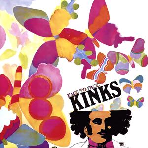 <i>Face to Face</i> (Kinks album) 1966 studio album by the Kinks