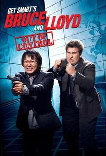 <i>Get Smarts Bruce and Lloyd: Out of Control</i> 2008 film by Gil Junger