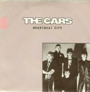 Cars Heartbeat City Album