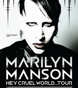 Hey Cruel World... Tour 2012-13 tour by Marilyn Manson